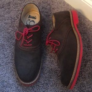 COLE HAAN | 1901 Brown Suede Leather Shoes
